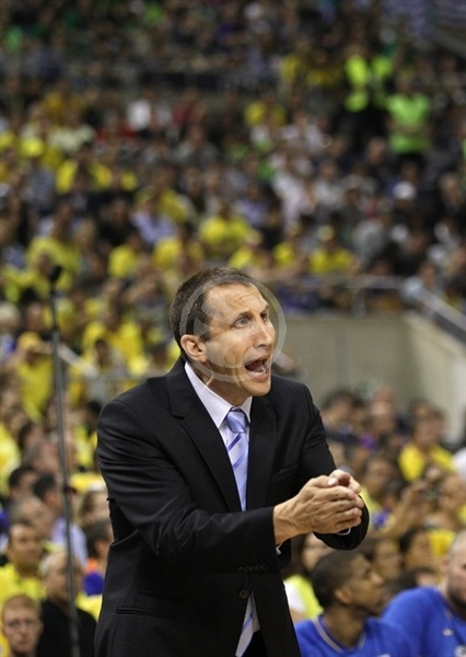 David Blatt - Maccabi Electra - Final Four Barcelona 2011