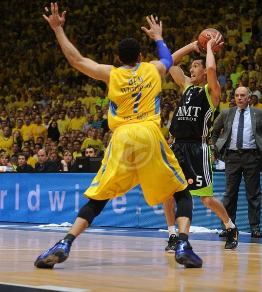 Pablo Prigioni - Real Madrid - Final Four Barcelona 2011