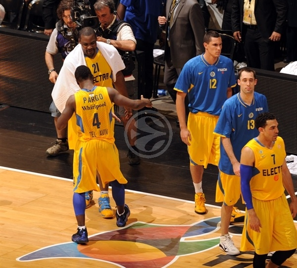 Maccabi Electra is in the final!