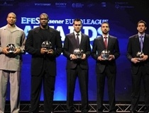 All-Euroleague team 2010-11
