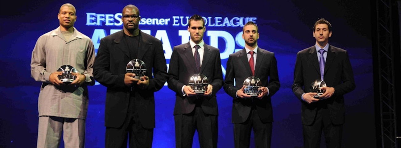 MVP Diamantidis heads 2010-11 All-Euroleague First Team
