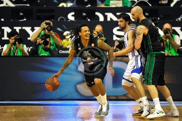 David Moss - Montepaschi Siena - Final Four Barcelona 2011