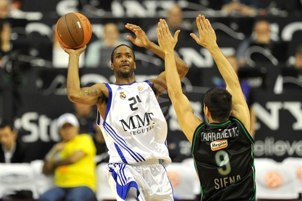 Clay Tucker - Real Madrid - Final Four Barcelona 2011