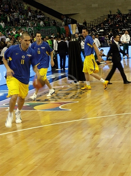 Maccabi Electra takes the floor!