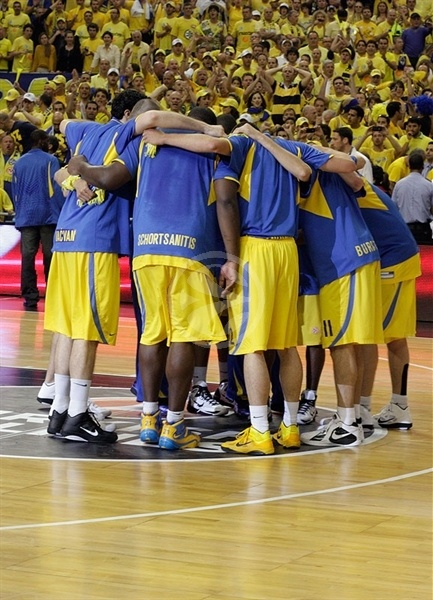 Maccabi Electra is ready to go!