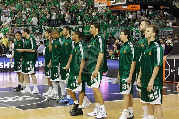 Panathinaikos is ready to go!