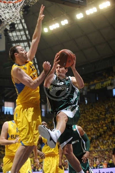 Dimitris Diamantidis - Panathinaikos - Final Four Barcelona 2011