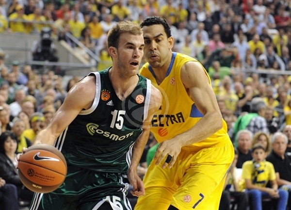 Nick calathes - Panathinaikos - Final Four Barcelona 2011