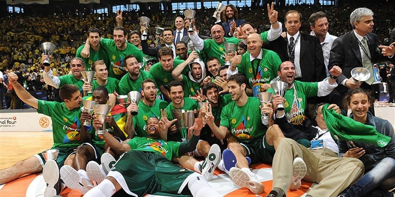 Panathinaikos is the 2010-11 Euroleague champion!