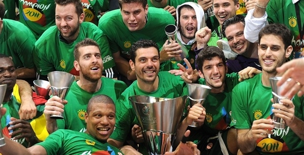 Panathinaikos, 2011 champ