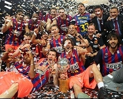 Regal FC Barcelona Champ Spanish League 2010-11 (photo acb.com)
