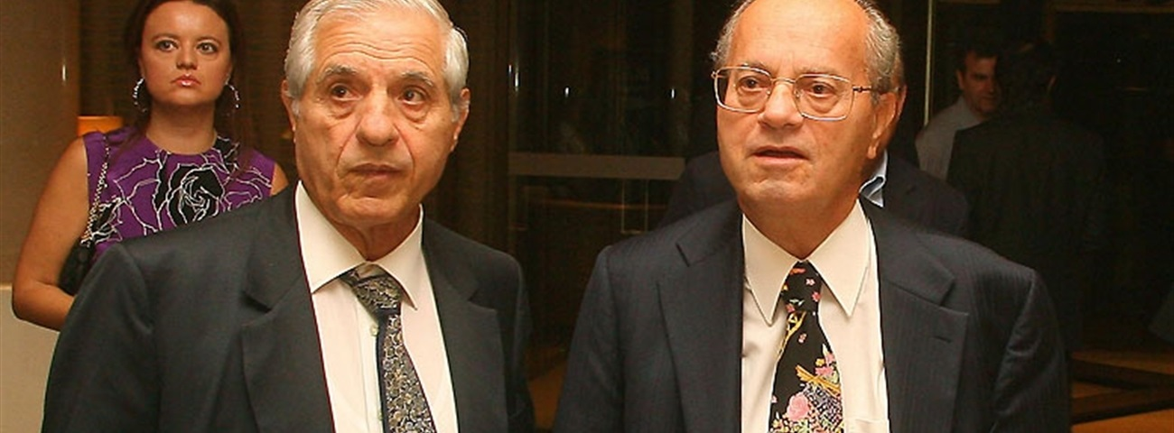 Executives of the Year: Pavlos and Thanassis Giannakopoulos, Panathinaikos