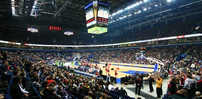 Basketball capital Vilnius to host qualifying rounds!