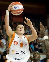 Ben Woodside (Photo: BCM Gravelines)
