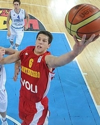 Nikola Ivanovic – Montenegro (Photo: FIBA Europe/ Castoria/Marchi)