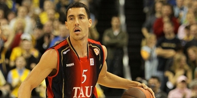Baskonia brings back legendary playmaker Prigioni