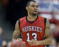Xavier Silas joins BCM Gravelines (photo: NIU)