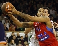Courtney Sims - CSKA Moscow