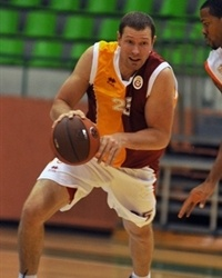 Darius Songaila - Galatasaray (photo galatasaray.org)