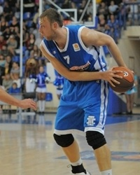 Oleksiy Pecherov - BC Azovmash Mariupol (Photo: bcazovmash.com.ua)