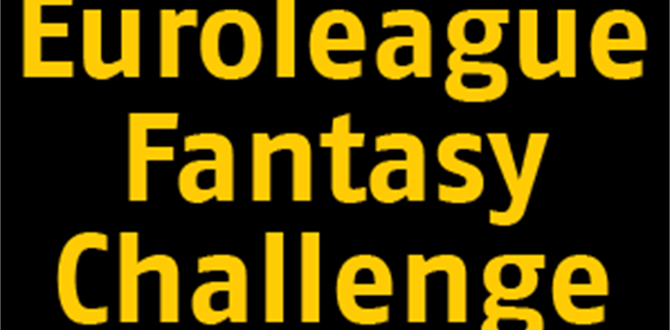 bwin Euroleague Fantasy Challenge, Top 16, Week 6 winner