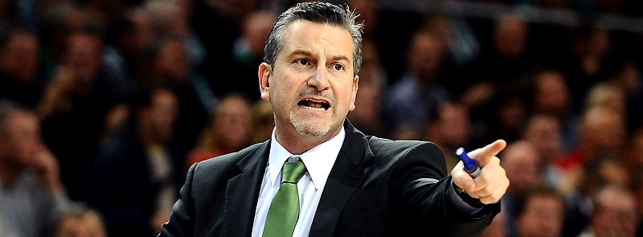 Zouros in, Scepanovic out as Buducnost boss