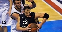 Efes loses Kuqo to injury