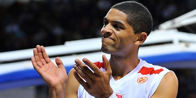 Week 2 bwin MVP: Nicolas Batum, SLUC Nancy
