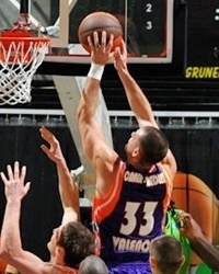 Nik Caner-Medley - Valencia Basket (photo Asvel Basket)