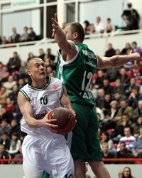 Ben Woodside - Union Olimpija