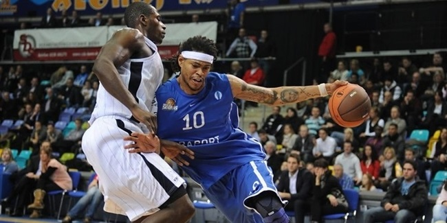 Best photos from the 2011-12 EuroCup season