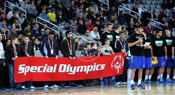 Special Olympics in Zagreb