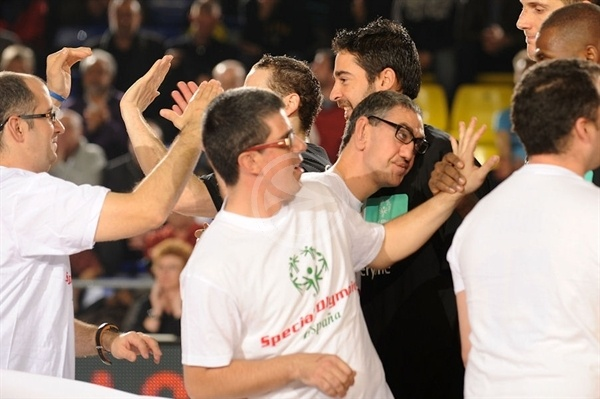 Special Olympics in Barcelona