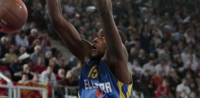 Maccabi big man James out 6 weeks