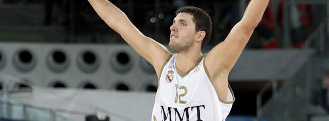 Week 8 bwin MVP: Nikola Mirotic, Real Madrid