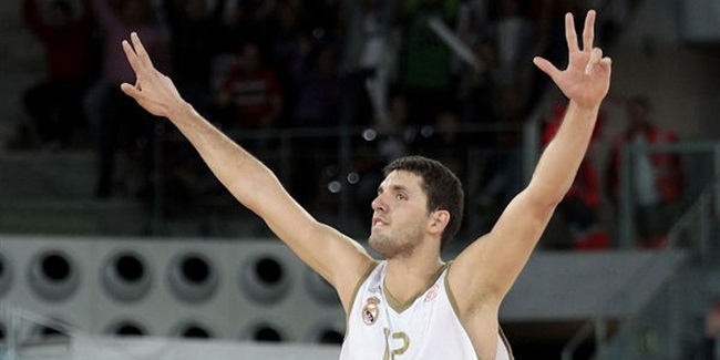 Real Madrid's Mirotic becomes first two-time Rising Star winner