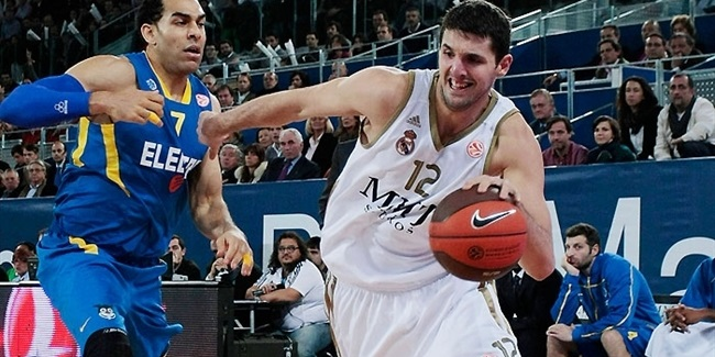 bwin MVP for December: Nikola Mirotic, Real Madrid
