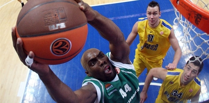 bwin January MVP: Henry Domercant, Unics Kazan