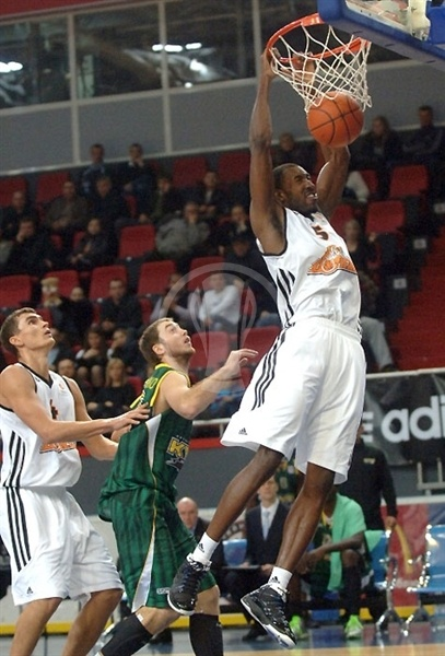 Michael Lee - BC Donetsk (Photo: BC Donetsk)