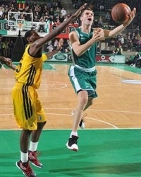 Sani Becirovic - Benetton Basket (photo benettonbasket.it)