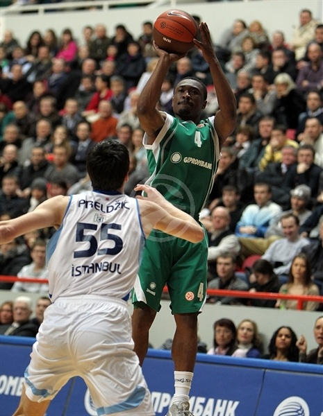 Terrell Lyday - Unics