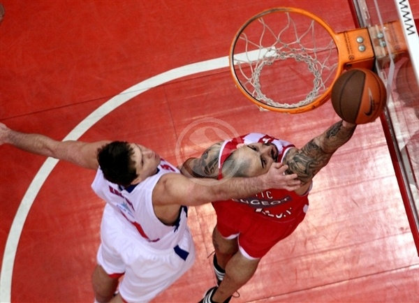 Pero Antic - Olympiacos