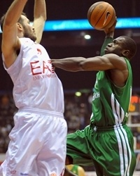 Romain Sato - Panathinaikos