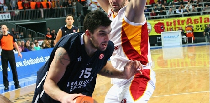 Anadolu Efes loses Barac for 4-6 weeks; Batista returns