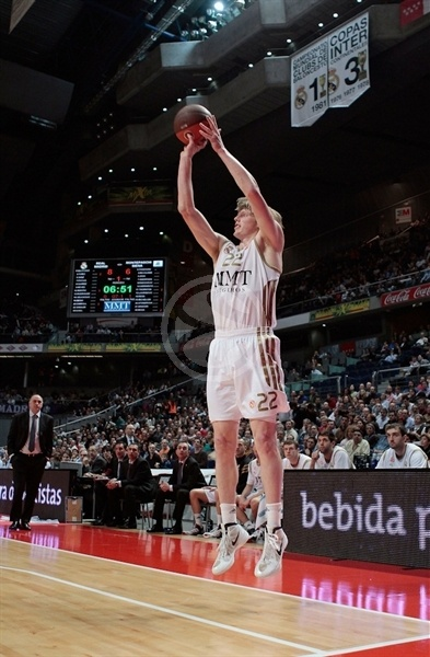 Kyle Singler - Real Madrid