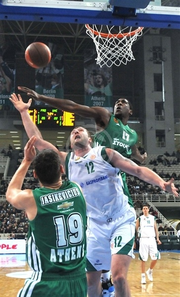 Steven Smith - Panathinaikos