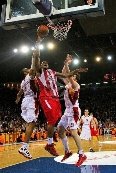 Kyle Hines - Olympiacos