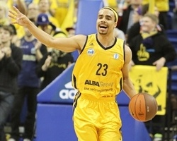 Dashaun Wood - Alba Berlin