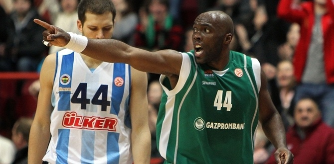 Galatasaray gets together with All-Euroleague guard Domercant