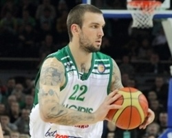 Reeves Nelson (Photo: Zalgiris.lt)